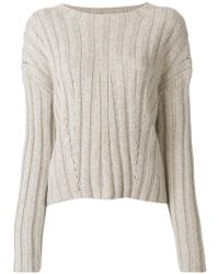 Dondup | Classic Knitted Jumper | Lyst