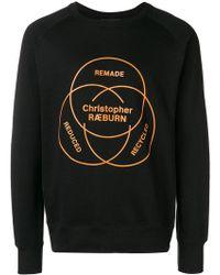 Christopher Raeburn - Remade Print Sweater - Lyst
