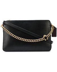 COACH - Signature Chain Cross-body Bag - Lyst