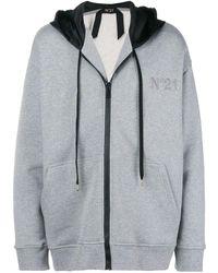 N°21 - カラーブロックセーター - Lyst
