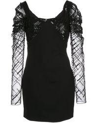 Cushnie デコラティブ ドレス - ブラック