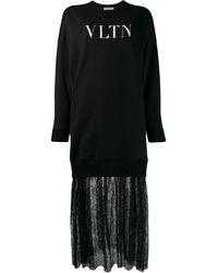 Valentino - Vltn スウェットシャツ - Lyst