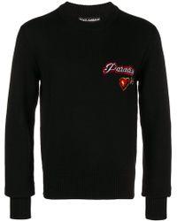 Dolce & Gabbana - Pull Paradise - Lyst