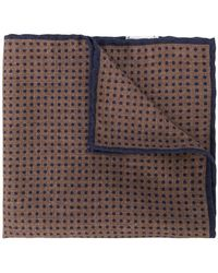 Eleventy - Spotted Scarf - Lyst