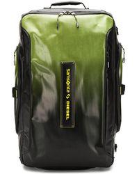 DIESEL X Samsonite Ka2*69009 Paradive スーツケース - ブラック
