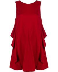 RED Valentino - リボンディテール ドレス - Lyst