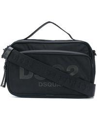 DSquared² Сумка-тоут С Логотипом - Черный