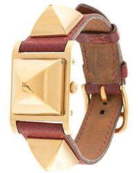 Hermès - Medor 腕時計 - Lyst