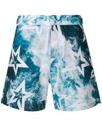 Perfect Moment Essential Resort Swim Shorts - Blue