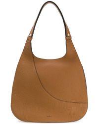 Hogan - Studded Strap Tote Bag - Lyst