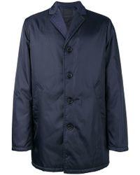 Prada - Gabardine Jacket - Lyst