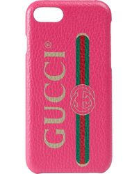 Gucci - Iphone 8 ケース - Lyst