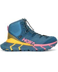 Hoka One One Tennine Hiking Boots - Blue