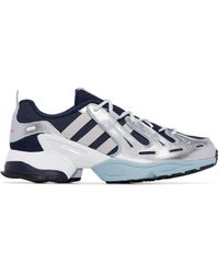 adidas Eqt Gazelle Low-top Sneakers - Blauw