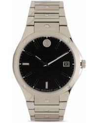 Movado SE Armbanduhr 41mm - Mehrfarbig