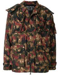 Sempach - Camouflage Jacket - Lyst