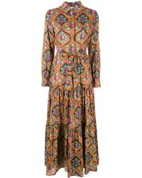 LaDoubleJ Bellini ドレス - マルチカラー