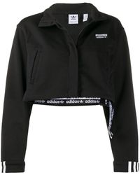 adidas Trainingsjack - Zwart