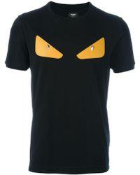 5079cf8cb1d53e Men's Fendi T-shirts Online Sale - Lyst
