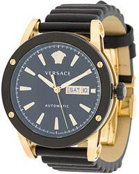 Versace セロス 42mm - ブラック