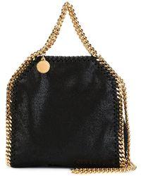 Stella McCartney 'Falabella' Handtasche - Schwarz