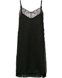 À La Garçonne - ジャガード ドレス - Lyst
