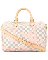 Louis Vuitton Speedy Bandouliere 30 ハンドバッグ - ピンク