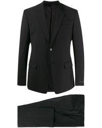 Prada スリムフィット ジャケット - ブラック