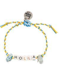 Venessa Arizaga - Holla Bracelet - Lyst
