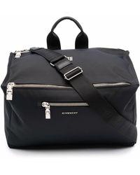 Givenchy マルチストラップ トートバッグ - ブラック