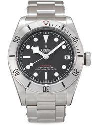 Tudor Наручные Часы Black Bay Steel Pre-owned 41 Мм 2020-го Года - Черный
