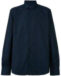 Lanvin - Classic Collared Shirt - Lyst