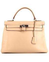 Hermès - Сумка Kelly 32 Pre-owned - Lyst