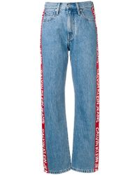 Calvin Klein - Ckj 030 Straight-leg Jeans - Lyst