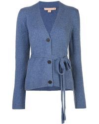 Brock Collection - Belted Waist Cardigan - Lyst