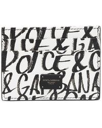 Dolce & Gabbana カードケース - ブラック