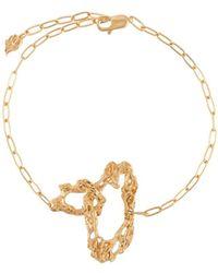 Loveness Lee Brasilio Bracelet - Metallic