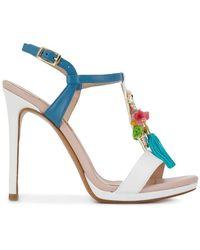 Albano - Embellished Sandals - Lyst