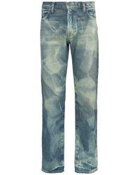 424 - X Armes Bleach Treated Jeans - Lyst