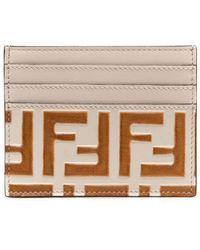 Fendi Ffモチーフ カードケース - マルチカラー
