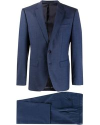 BOSS by Hugo Boss - Costume à simple boutonnage - Lyst