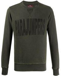 Parajumpers ロゴ プルオーバー - グリーン