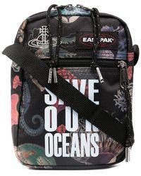 Eastpak Save Our Oceans Messenger Bag - Multicolor