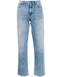Karl Lagerfeld ストレートパンツ - ブルー