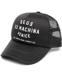 Deus Ex Machina Venice キャップ - ブラック