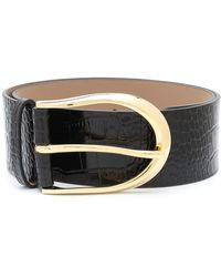 B-Low The Belt - Erin Waist Croco エンボスベルト - Lyst