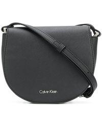 Calvin Klein Jeans - Logo Crossbody Bag - Lyst