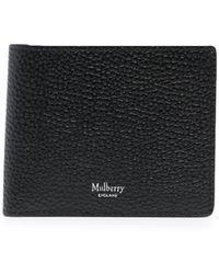 Mulberry 二つ折り財布 - ブラック
