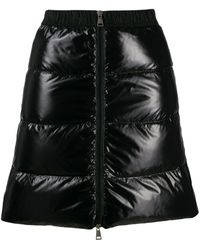 Moncler パデッド スカート - ブラック