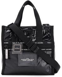 Marc Jacobs Ripstop ハンドバッグ ミニ - ブラック